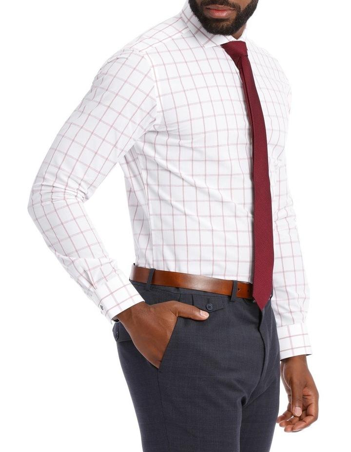 Performance Check Business Shirt image 2