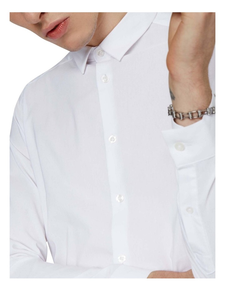 Canned Plain Business Shirt White image 2