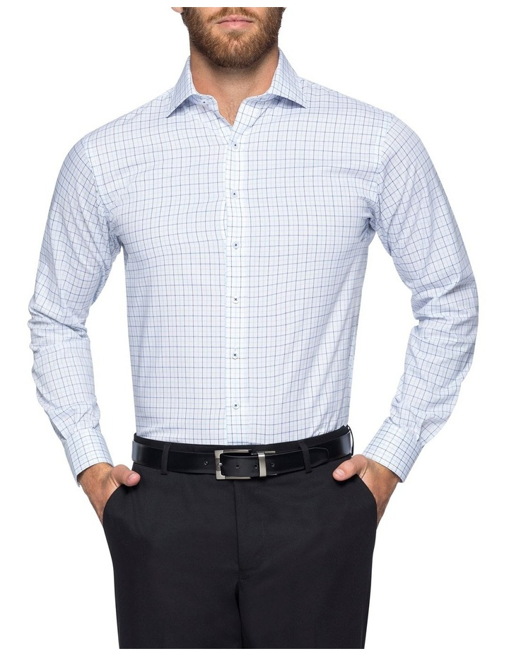 Check Business Shirt image 2