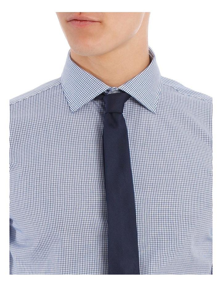 Check Business Shirt image 4