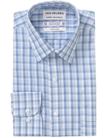 52ea799d Van Heusen Check Business Shirt