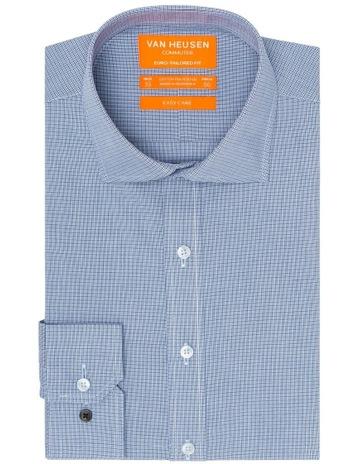c67d7192a948 Van Heusen EuroCheck Business Shirt