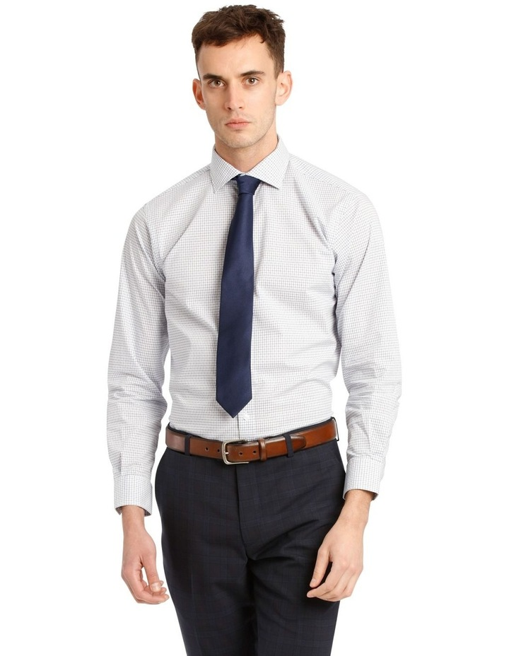 Check Business Shirt image 1