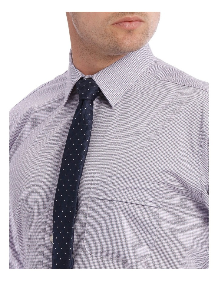 Check Business Shirt image 4