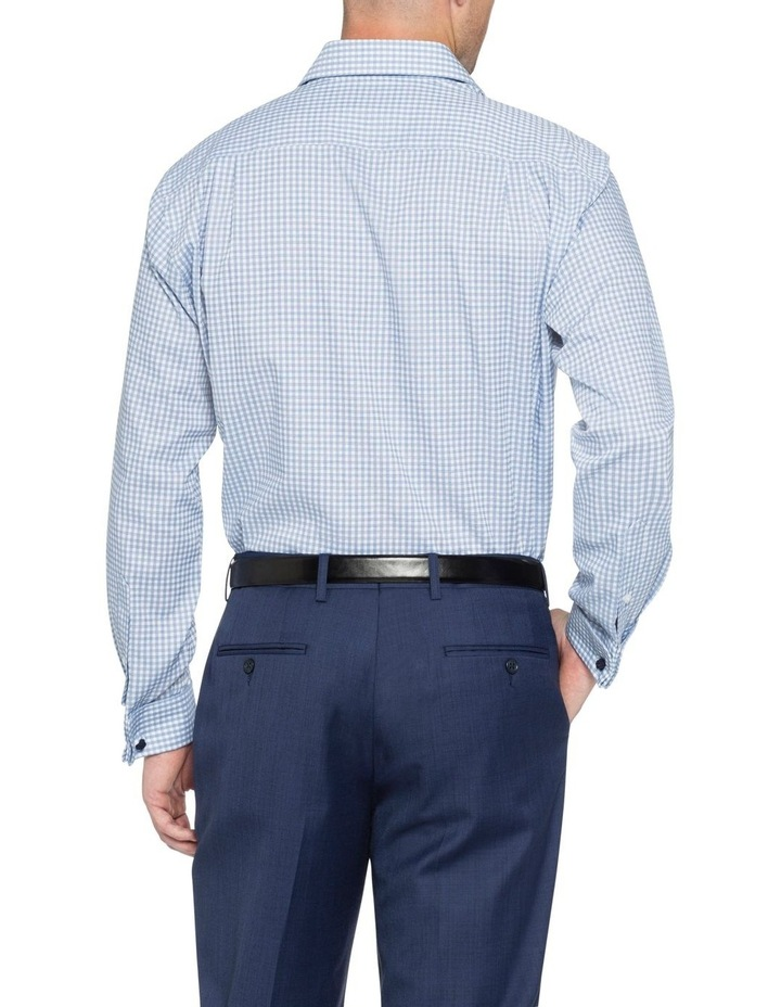 Check Business Shirt image 3