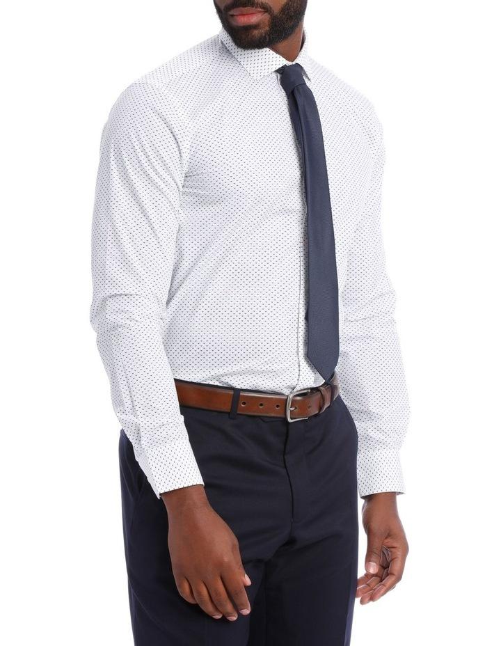 Career Print Business Shirt image 2