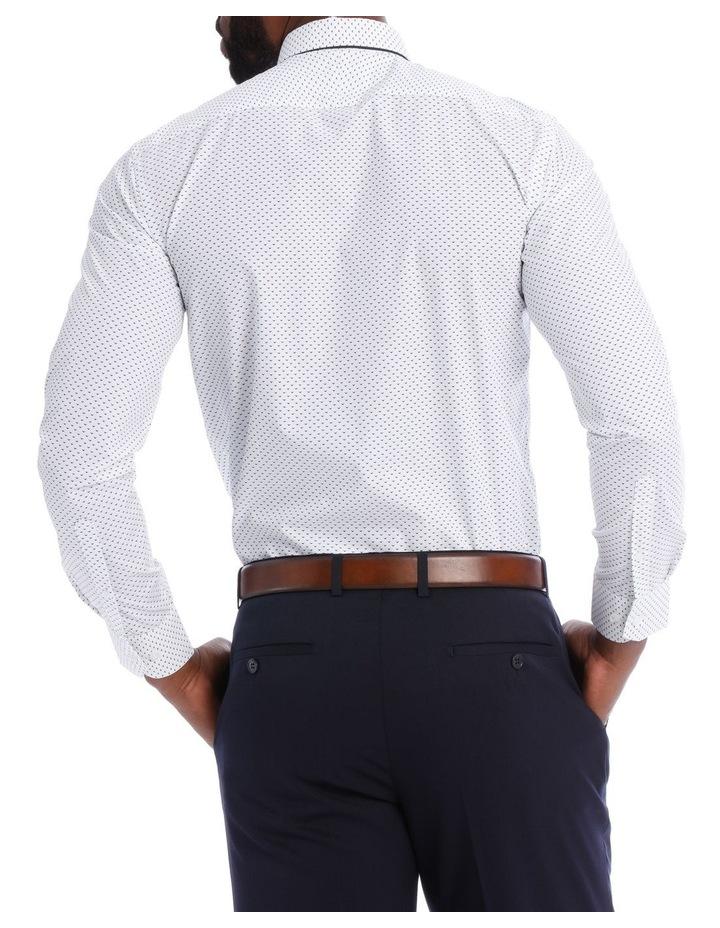 Career Print Business Shirt image 3