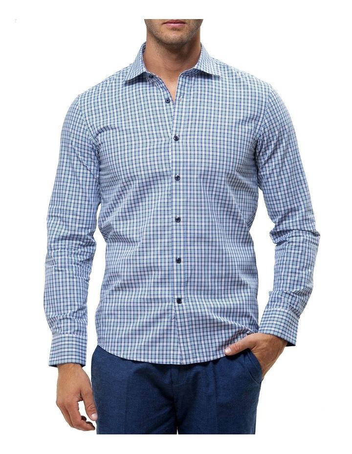 Career Multi Check Business Shirt image 1