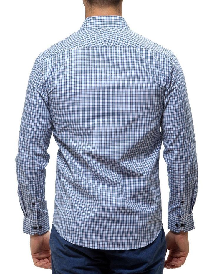 Career Multi Check Business Shirt image 2