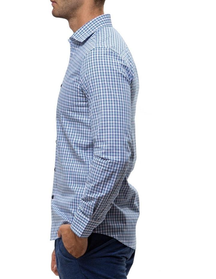 Career Multi Check Business Shirt image 3
