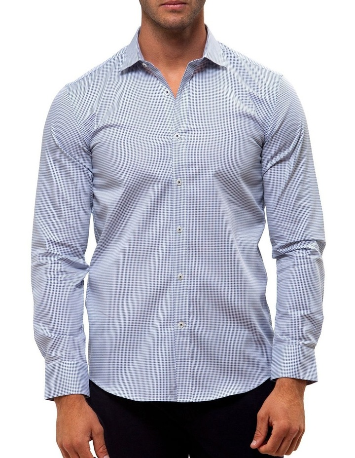 Career Chambray Dobby Business Shirt image 1