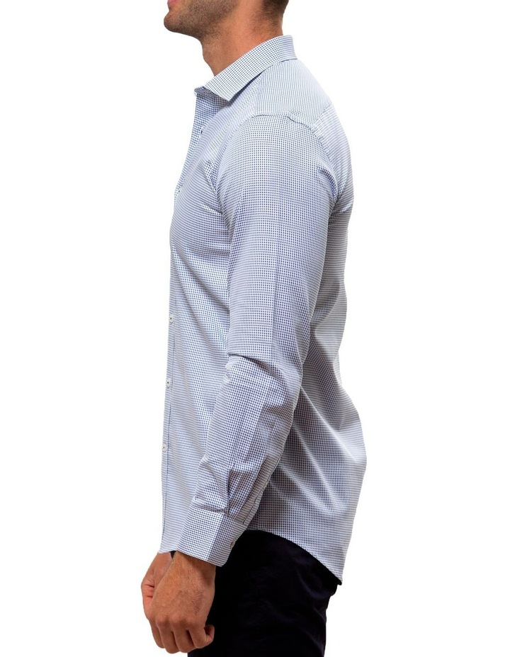 Career Chambray Dobby Business Shirt image 3