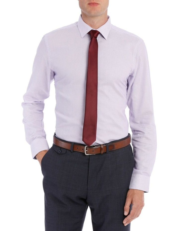 Career Floating Dobby Business Shirt image 1