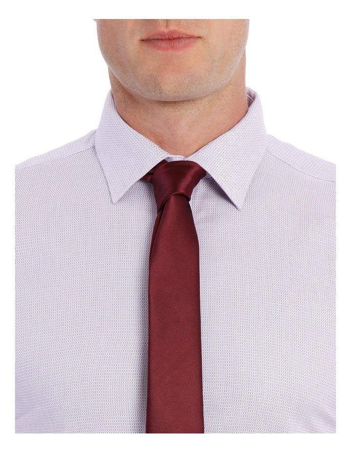 Career Floating Dobby Business Shirt image 4