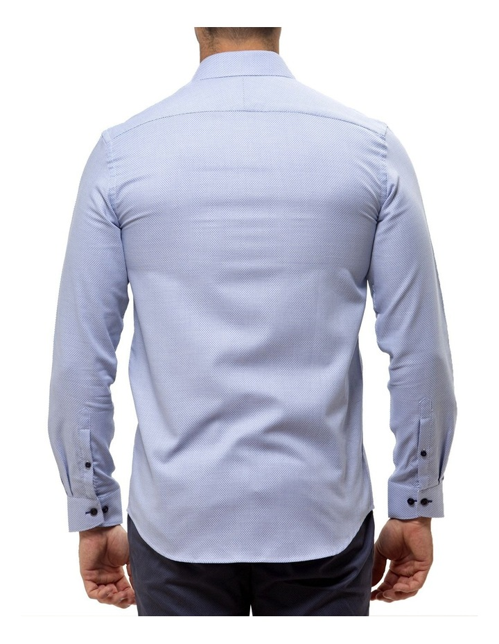 Luxe Three Tone Textured Business Shirt image 2