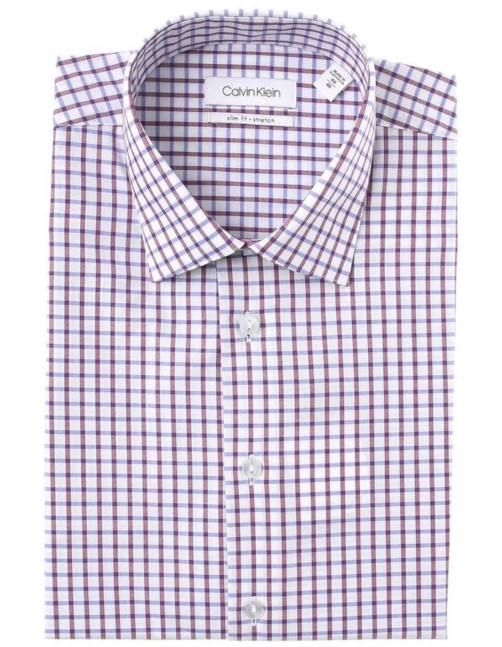 Check Business Shirt image 5
