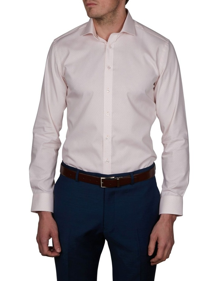 Southport Slim Dobby Business Shirt image 1