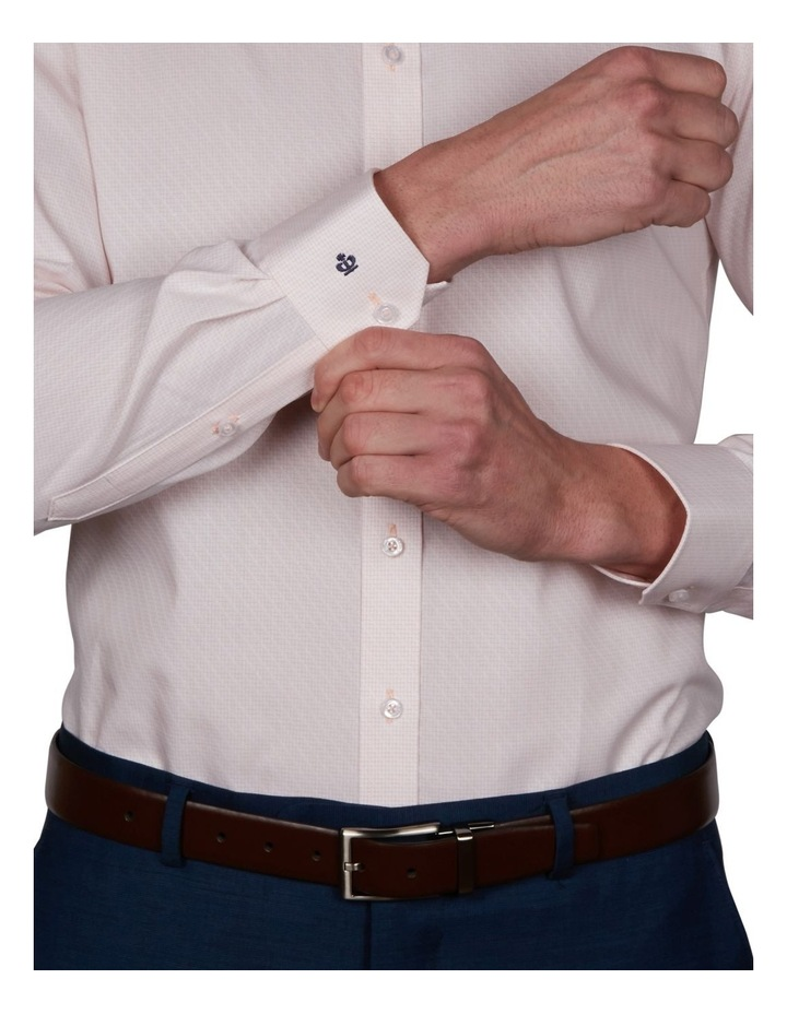 Southport Slim Dobby Business Shirt image 4