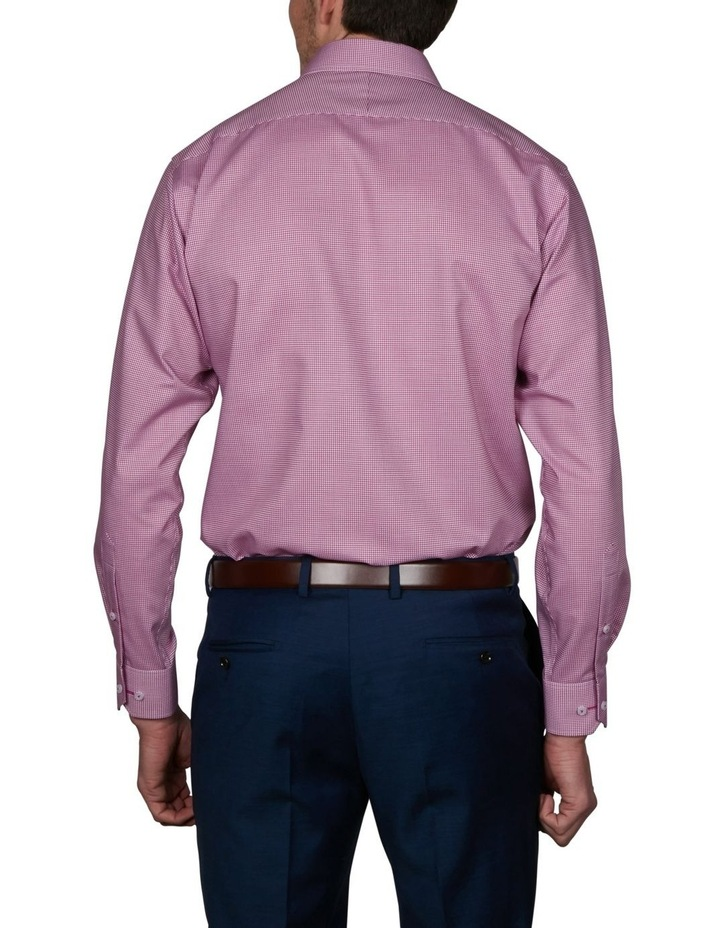 Harrow Performance Slim Check Business Shirt image 2