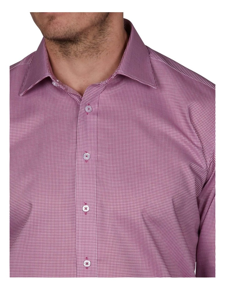 Harrow Performance Slim Check Business Shirt image 3