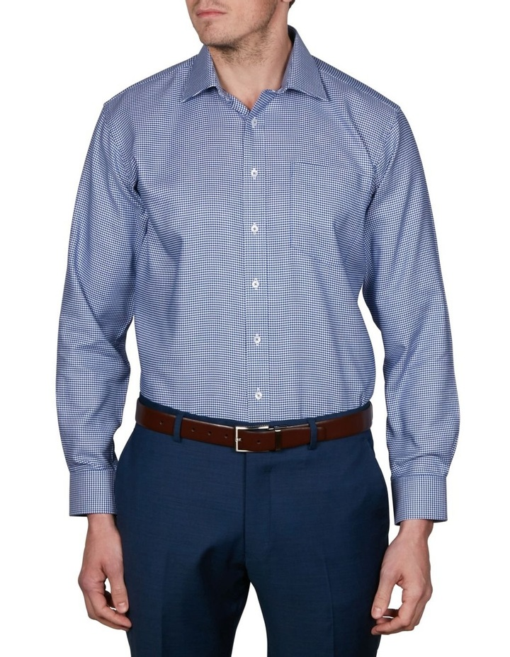 River Tailored Dobby Business Shirt image 1