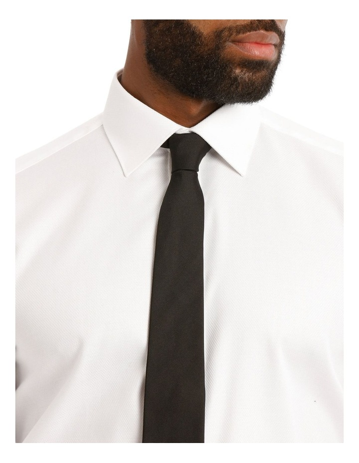Devon Slim Solid Business Shirt image 4