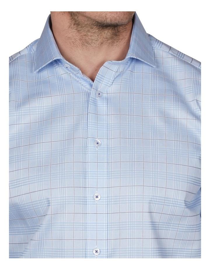 Aberystwyth Slim Check Business Shirt image 3