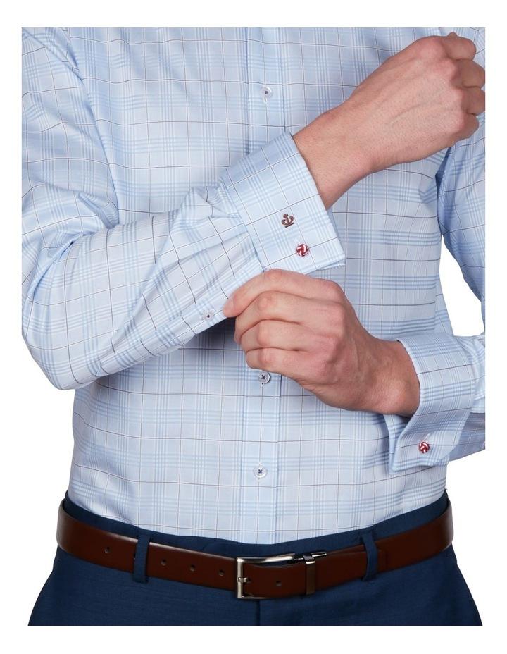Aberystwyth Slim Check Business Shirt image 4