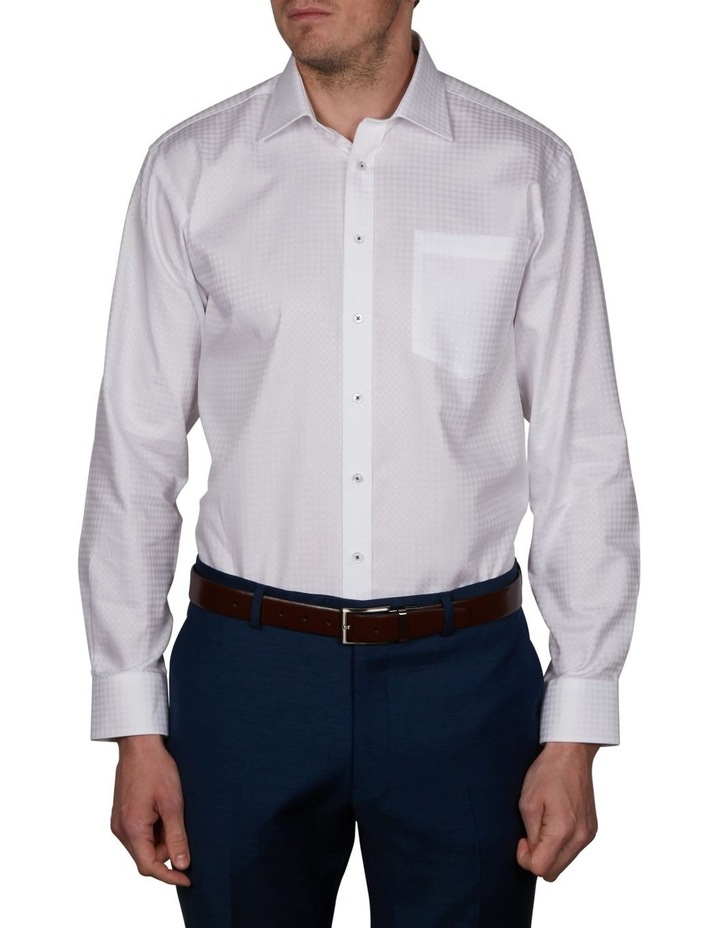 Whistable Tailored Dobby Business Shirt image 1