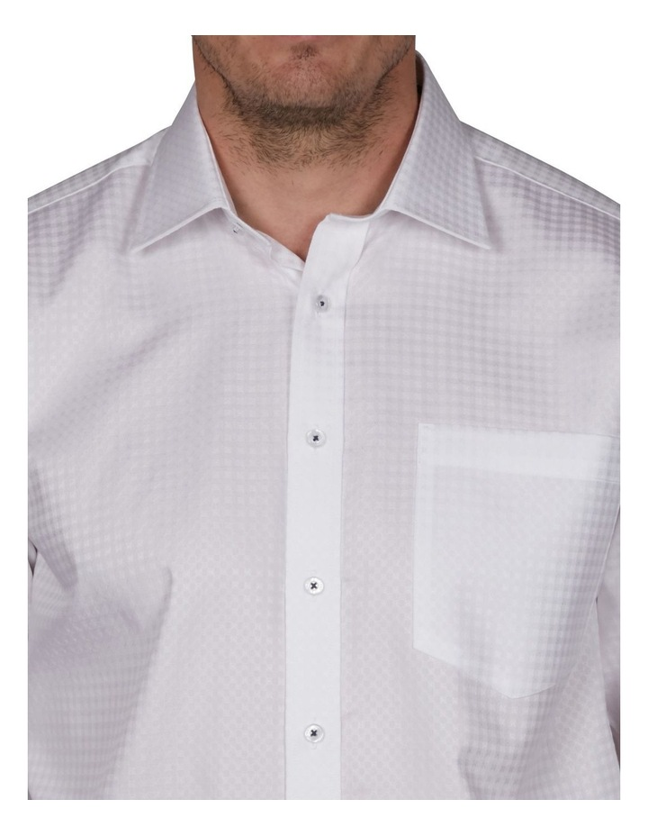 Whistable Tailored Dobby Business Shirt image 3