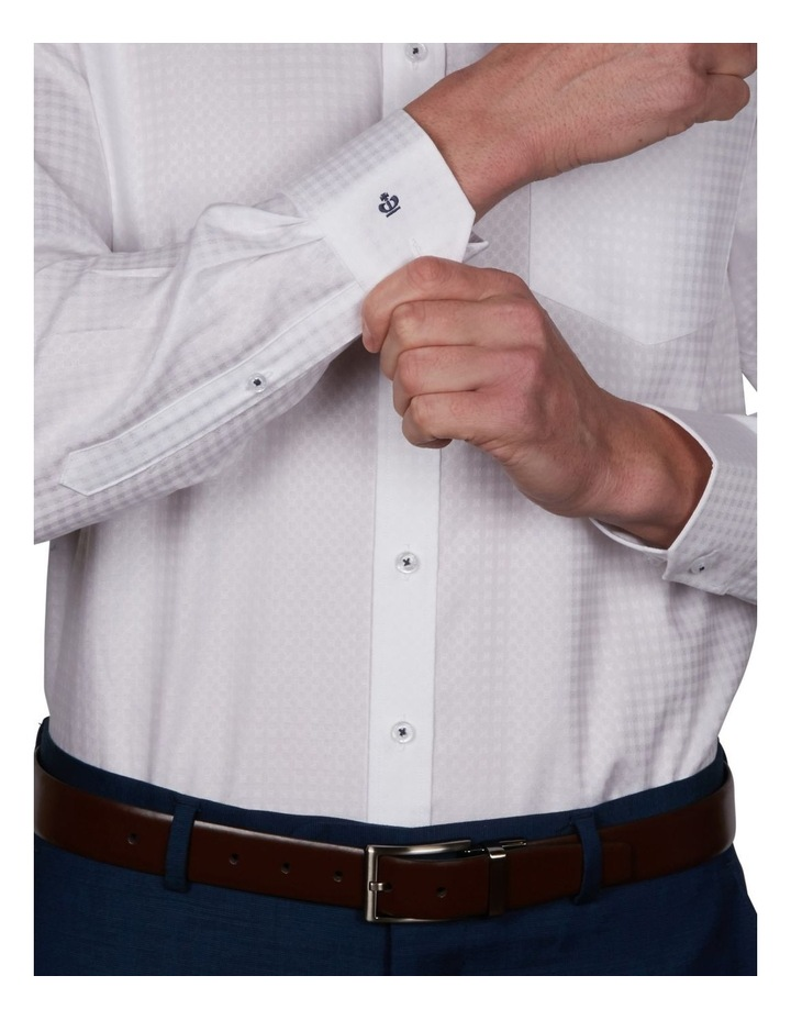 Whistable Tailored Dobby Business Shirt image 4