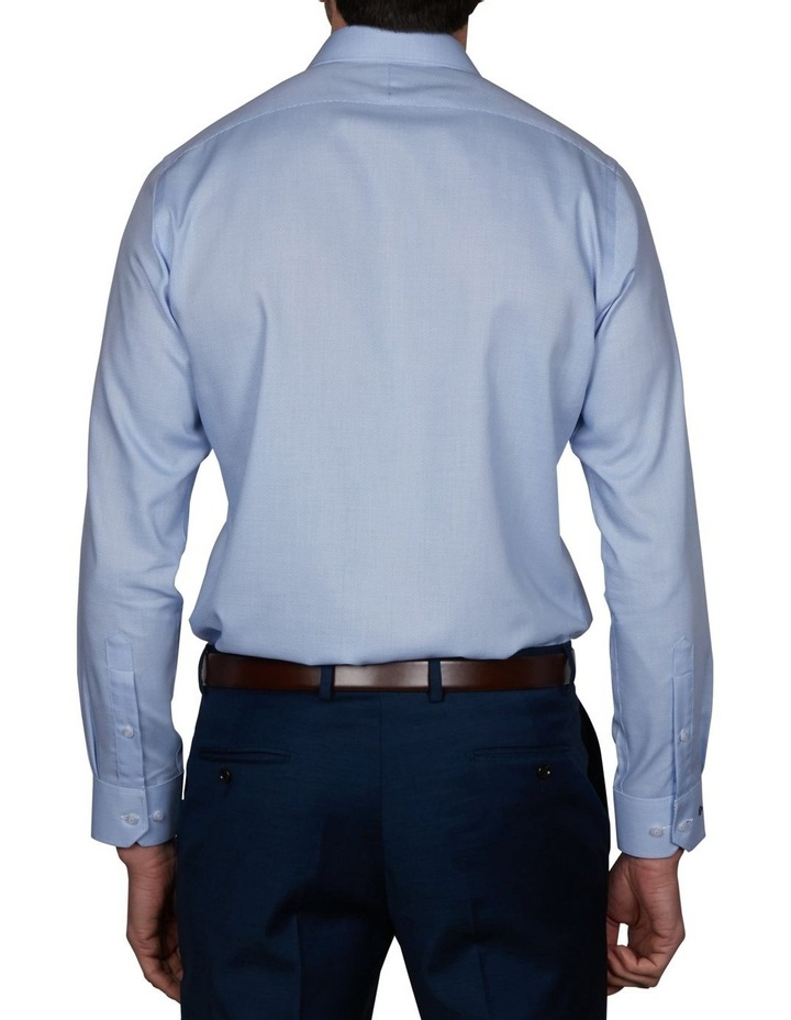 Zig-Zag Performance Slim Dobby Business Shirt image 2