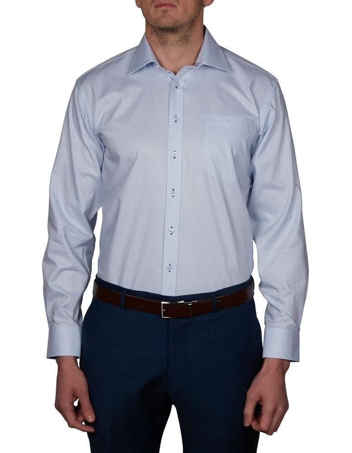 Tyne Tailored Dobby Business Shirt image 1
