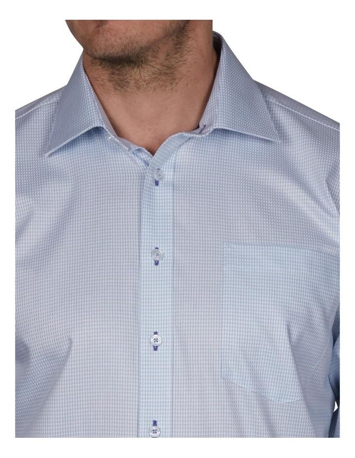 Tyne Tailored Dobby Business Shirt image 3
