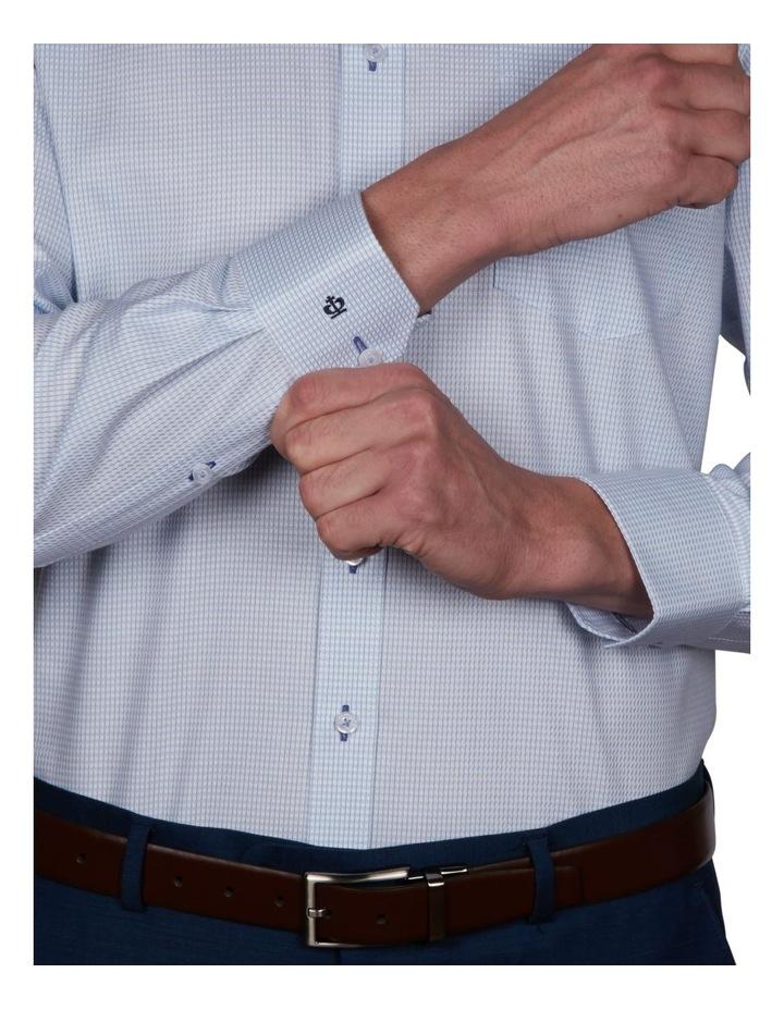 Tyne Tailored Dobby Business Shirt image 4