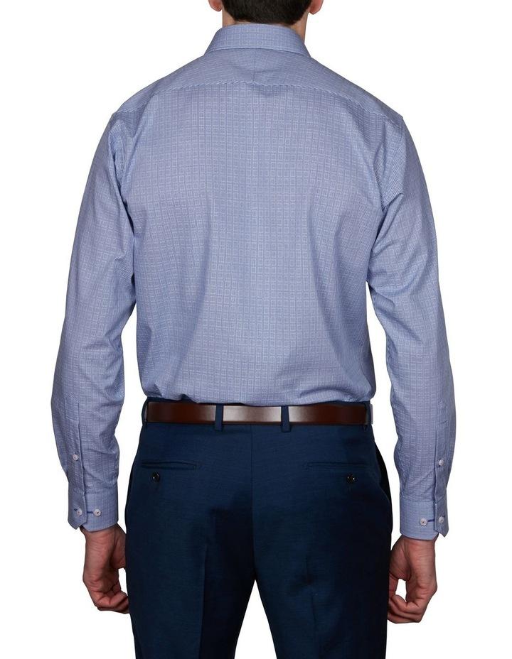 Kent Tailored Check Business Shirt image 2