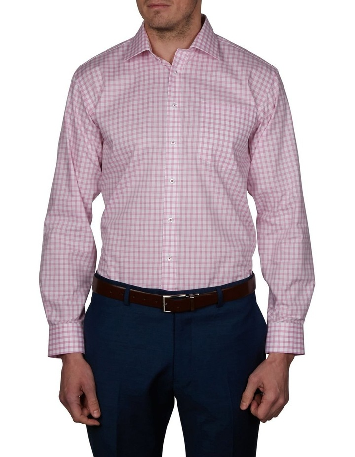 Cromarty Tailored Check Business Shirt image 1