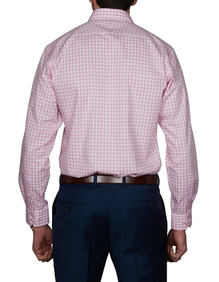 Cromarty Tailored Check Business Shirt image 2