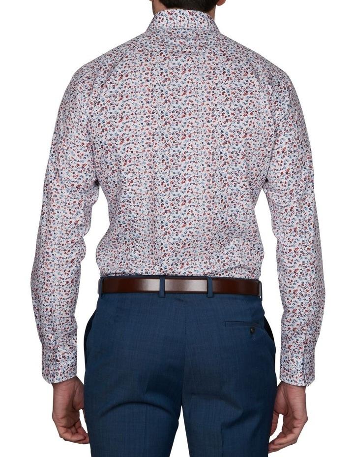 Blot Extra Slim Print Business Shirt image 2