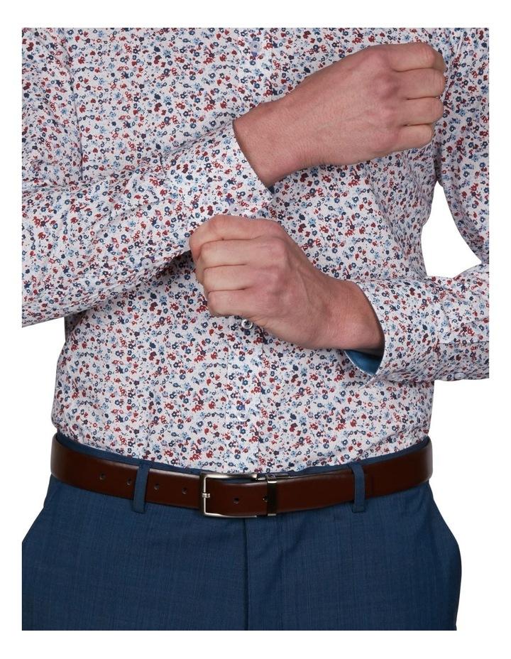 Blot Extra Slim Print Business Shirt image 4