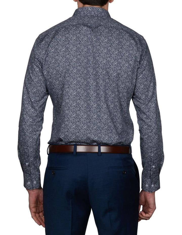 Blot Slim Print Business Shirt image 2