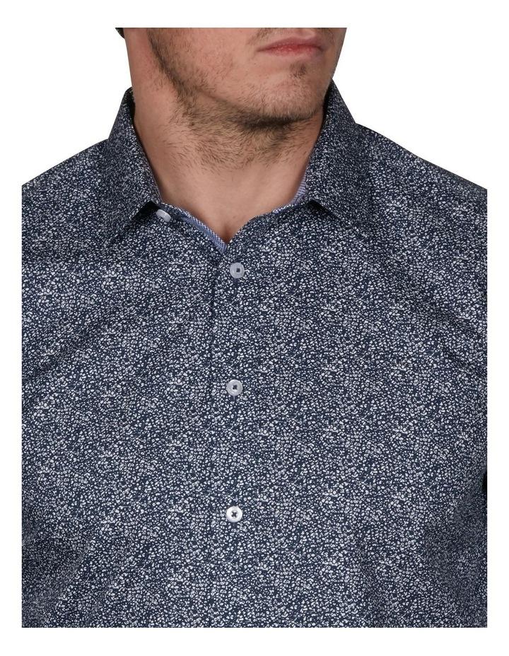 Blot Slim Print Business Shirt image 3