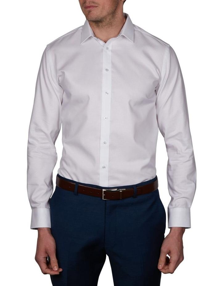 Dornoch Slim Solid Business Shirt image 1