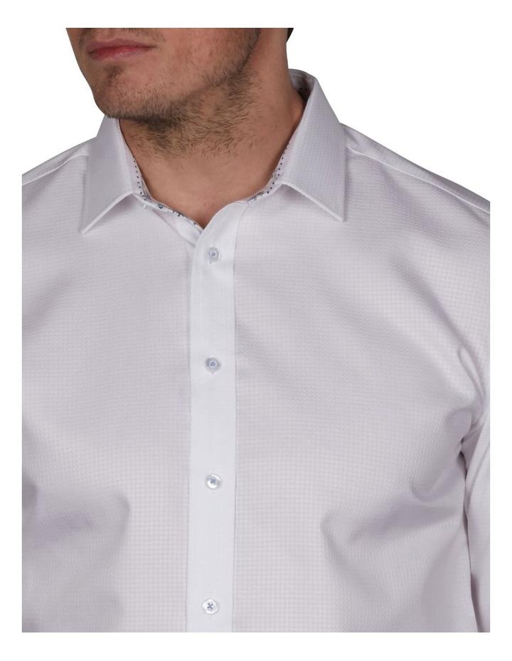 Dornoch Slim Solid Business Shirt image 3