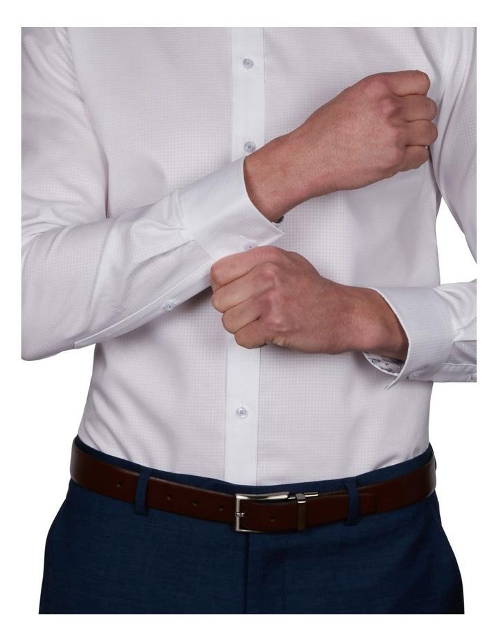 Dornoch Slim Solid Business Shirt image 4