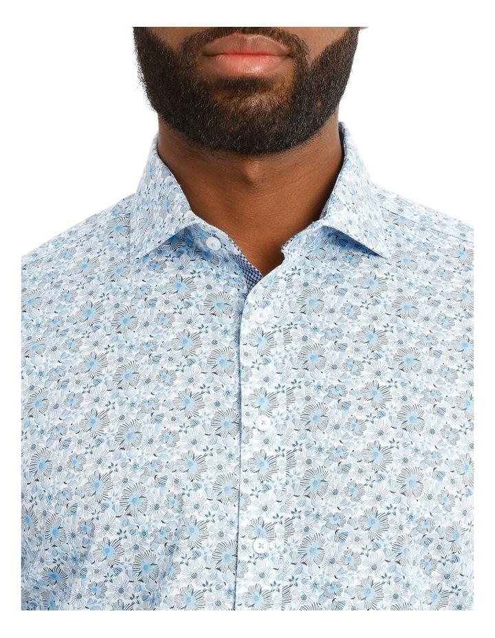 Petunia Extra Slim Print Business Shirt image 4