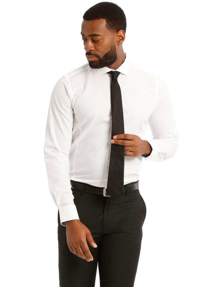 Rhyl Extra Slim Solid Business Shirt image 1