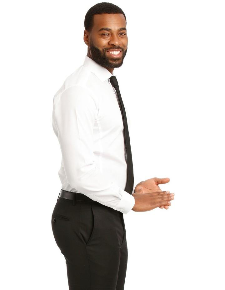 Rhyl Extra Slim Solid Business Shirt image 2