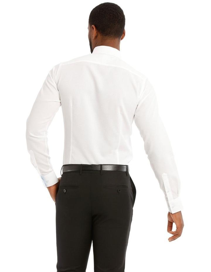 Rhyl Extra Slim Solid Business Shirt image 3