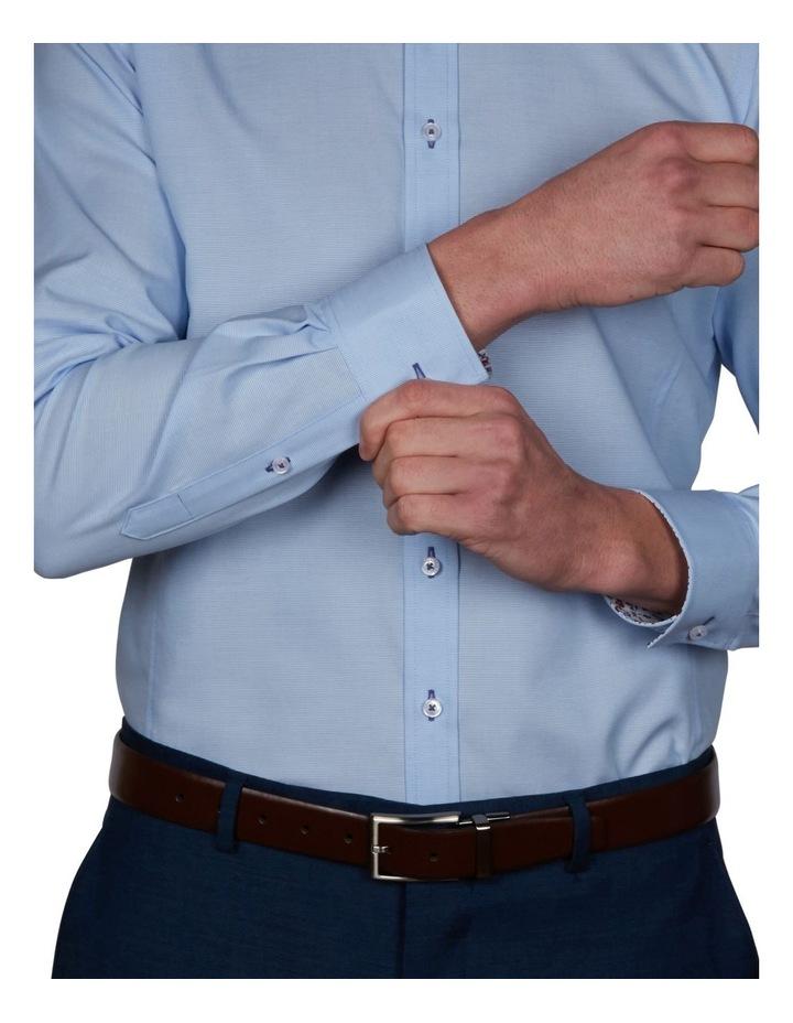 Rhyl Extra Slim Solid Business Shirt image 4